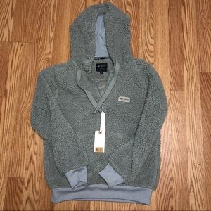 NWT Simply Southern Sherpa Hoodie